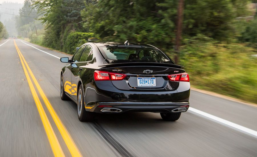 Chevrolet Sees an Opportunity with Sedans