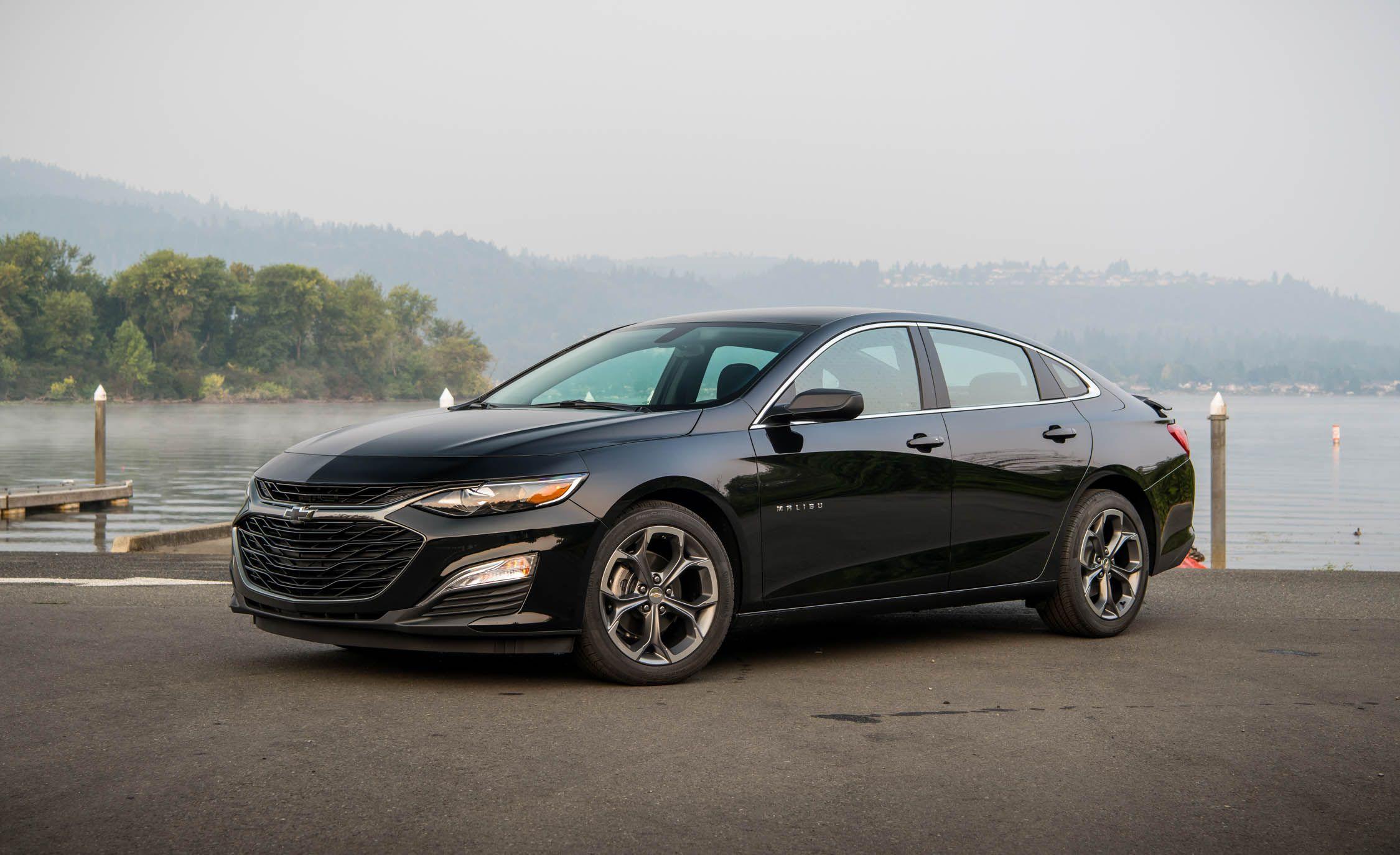 2020 Chevrolet Malibu Reviews Price Photos And Specs Car Driver