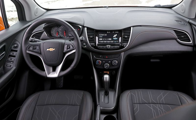 2018 Chevrolet Trax | Interior And Passenger Space Review | Car And Driver