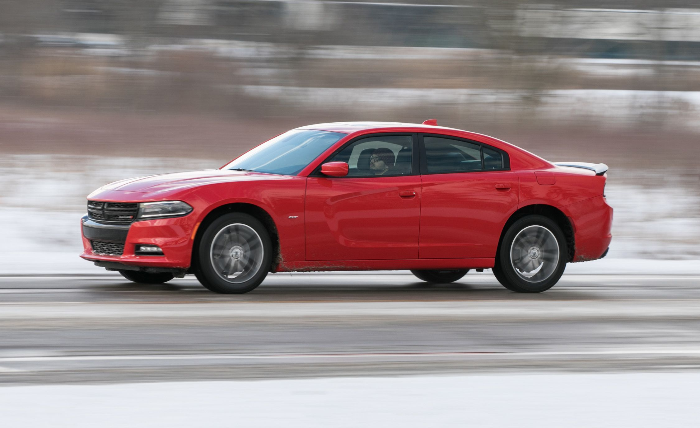 Dodge Charger Hellcat Price >> 2018 Dodge Charger GT AWD Test: The Anti-Hellcat | Review | Car and Driver