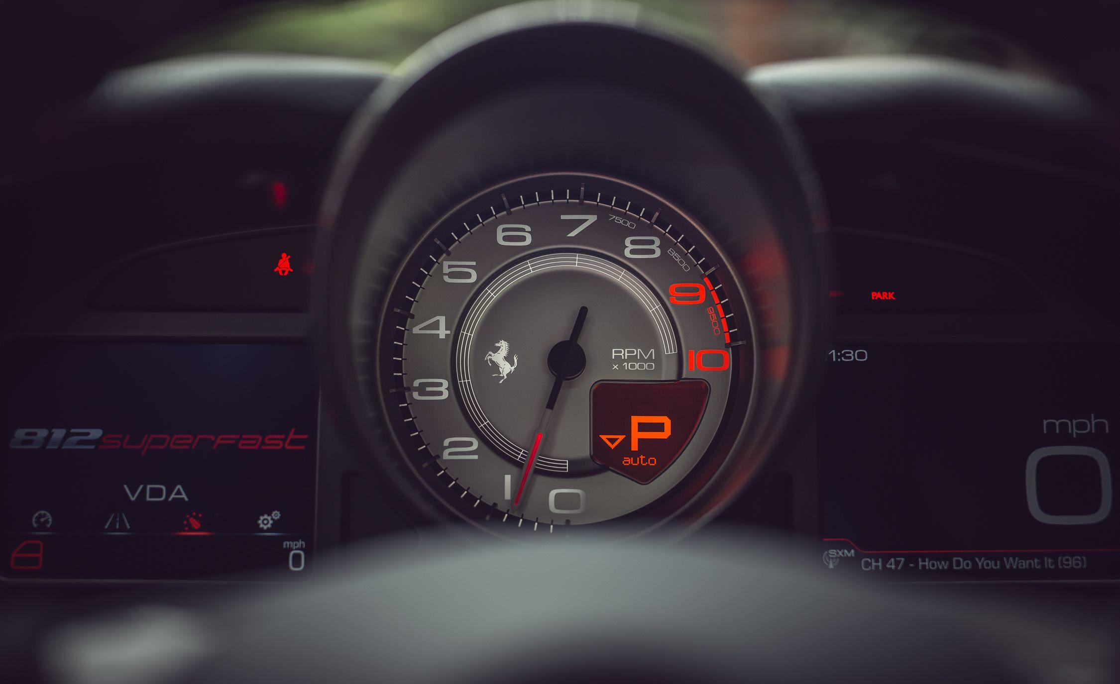 Ferrari 812 Superfast Reviews Price Photos 1 8l H 4 Subaru Engine Diagram And Specs Car Driver