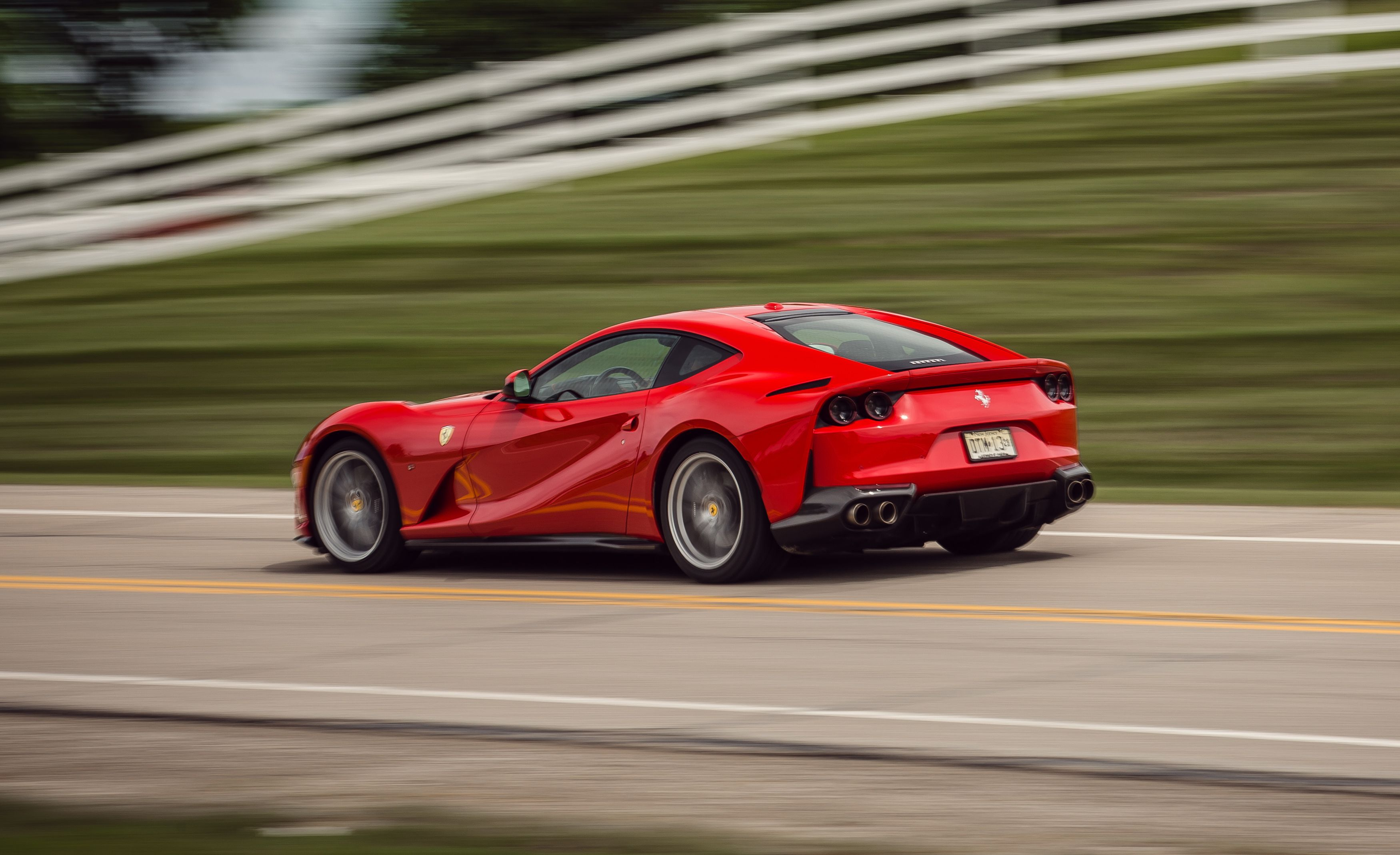 2018 Ferrari 812 Superfast Reviews | Ferrari 812 Superfast Price, Photos,  and Specs | Car and Driver