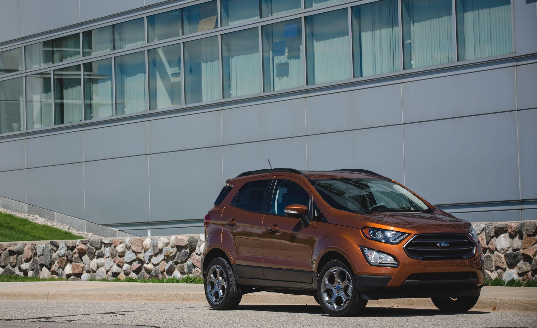 Ford Ecosport Reviews Price Photos And Specs Car 1999 4 6 Engine Diagram 204 Yr Driver