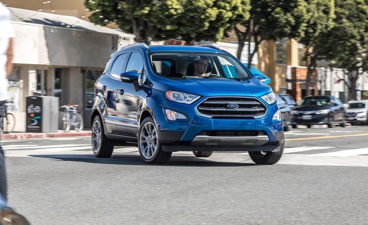 2018 Ford EcoSport Titanium 1.0L