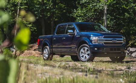 2018 Ford F-150 3.0L V-6 Power Stroke Diesel Brings Refinement and Fuel Economy