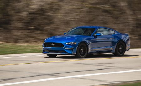 ford mustang gt manual test review car  driver