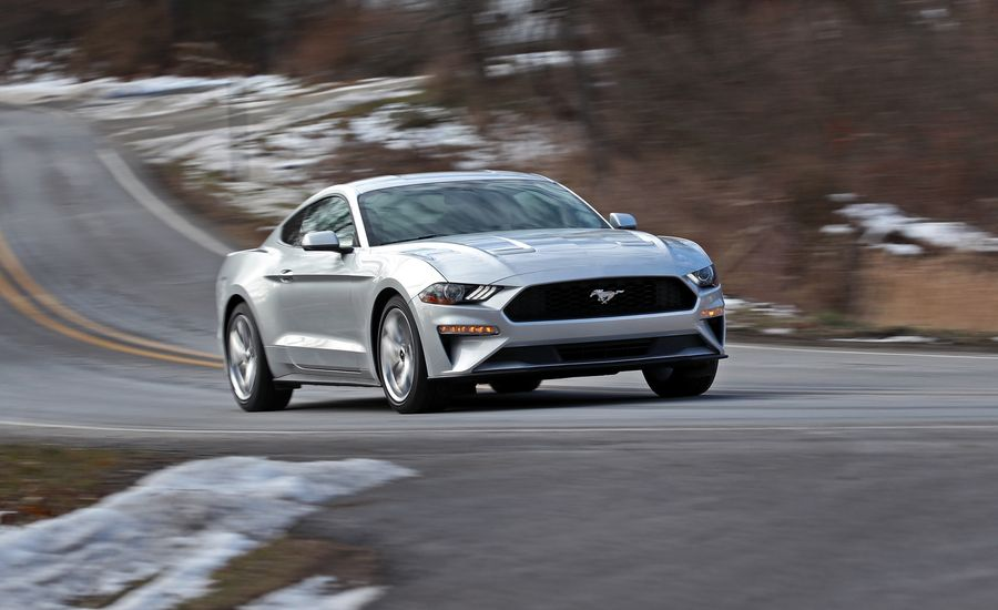 2018 Ford Mustang 2.3L EcoBoost Manual Test: Does More Torque Help ...