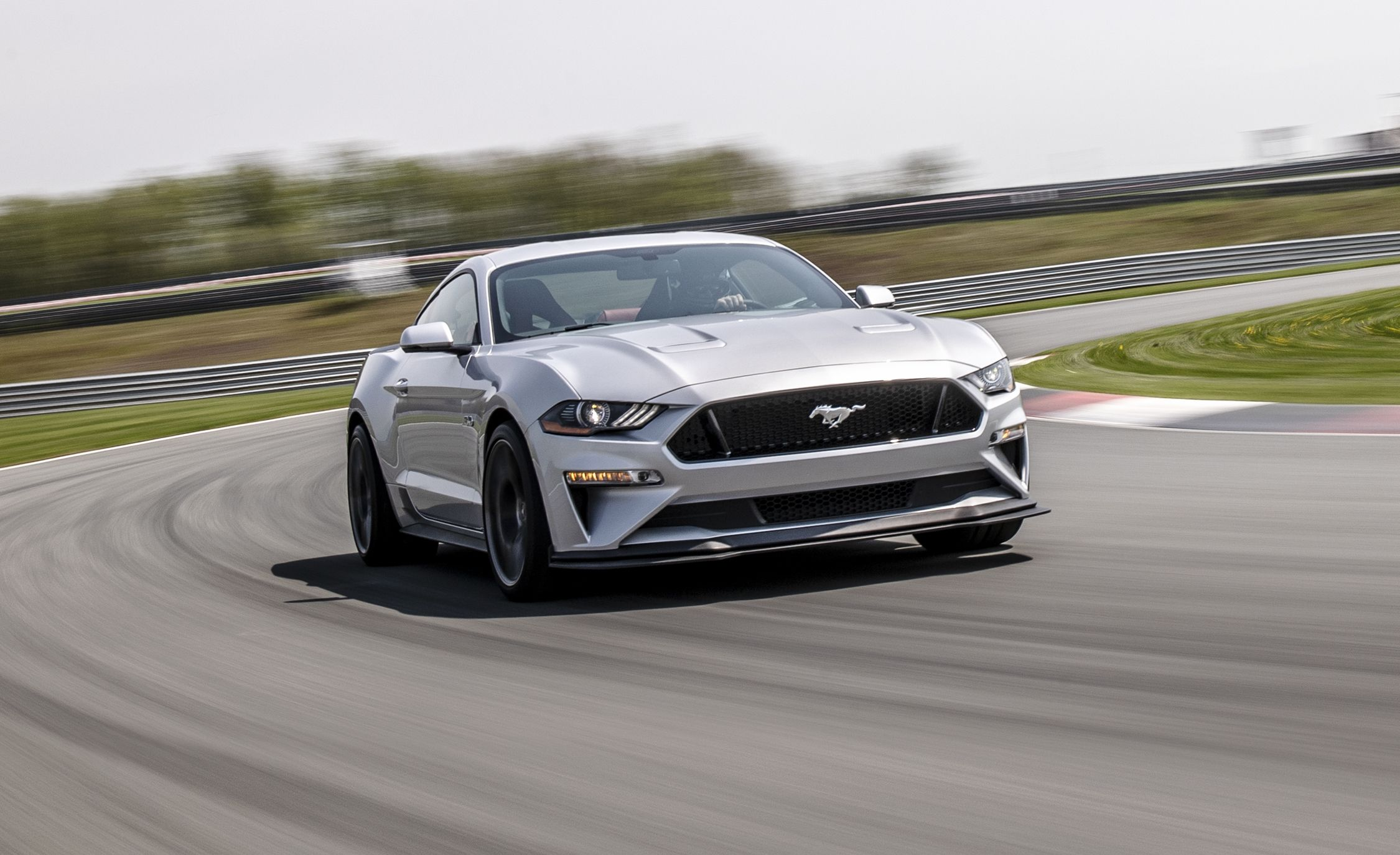 The 2018 ford mustang gt performance package level 2 edges toward shelbyville review car and driver
