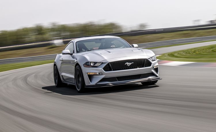 2018 Ford Mustang GT Performance Package Level 2