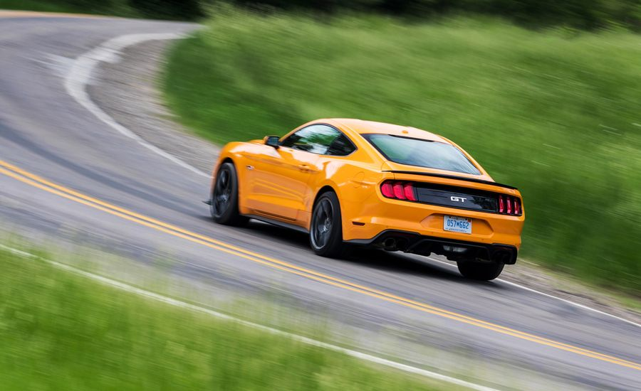 2018 Ford Mustang GT Performance Package Level 2 Inherits GT350 Driving Magic