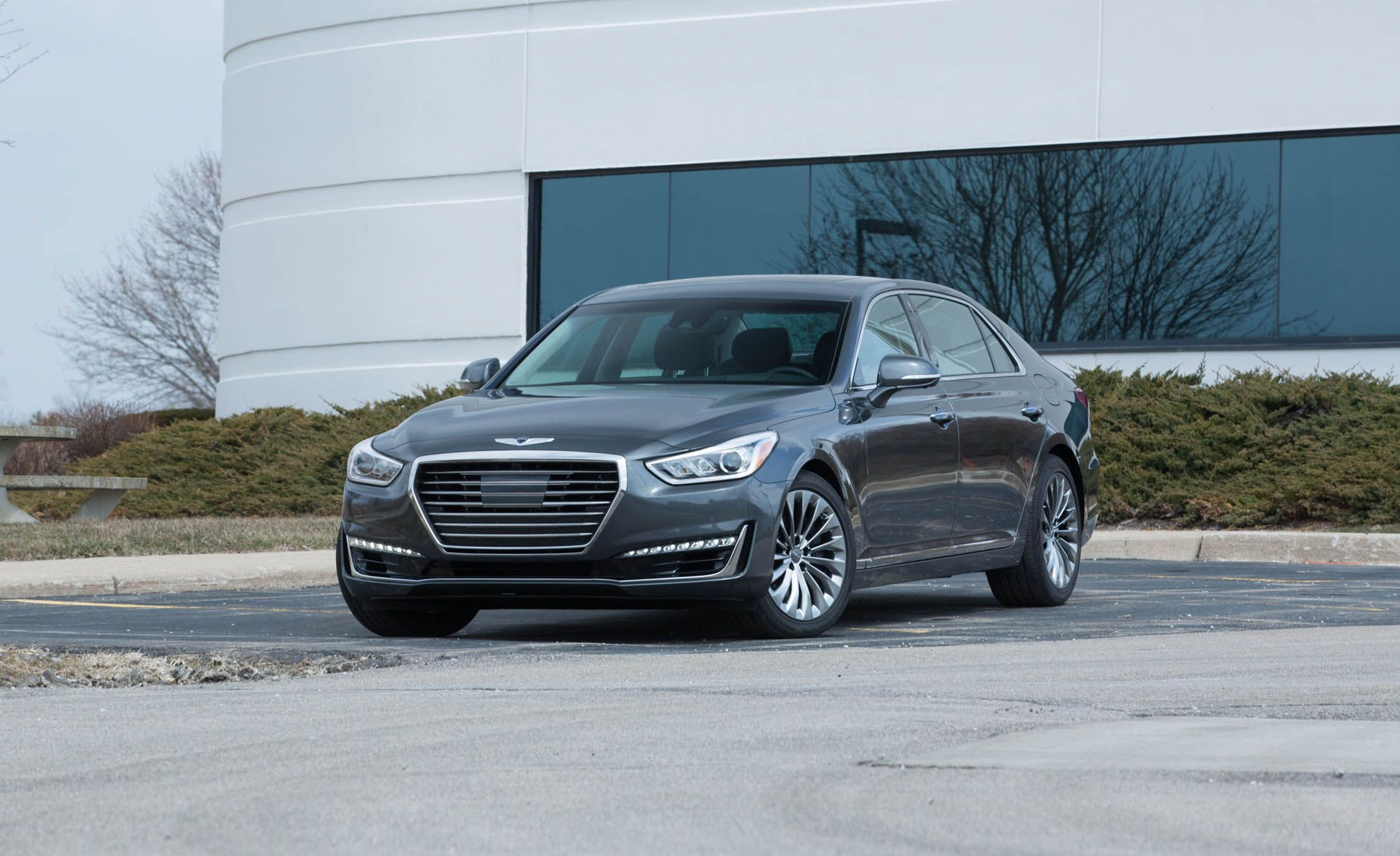 2020 Genesis G90 Reviews Genesis G90 Price Photos And Specs