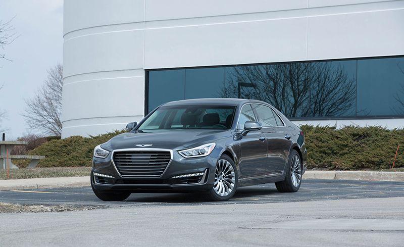2020 Genesis G90 Reviews Price Photos And Specs Car Driver