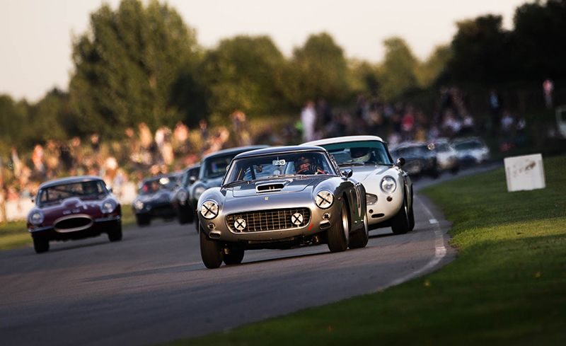The Goodwood Revival Will Host The Most Expensive Race Ever - Goodwood hardware car show