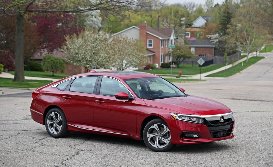 The 2019 Honda Accord Gets a Slight Price Hike