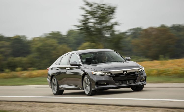 Honda Cuts Leasing Costs on New Accord Amid Slow Sales