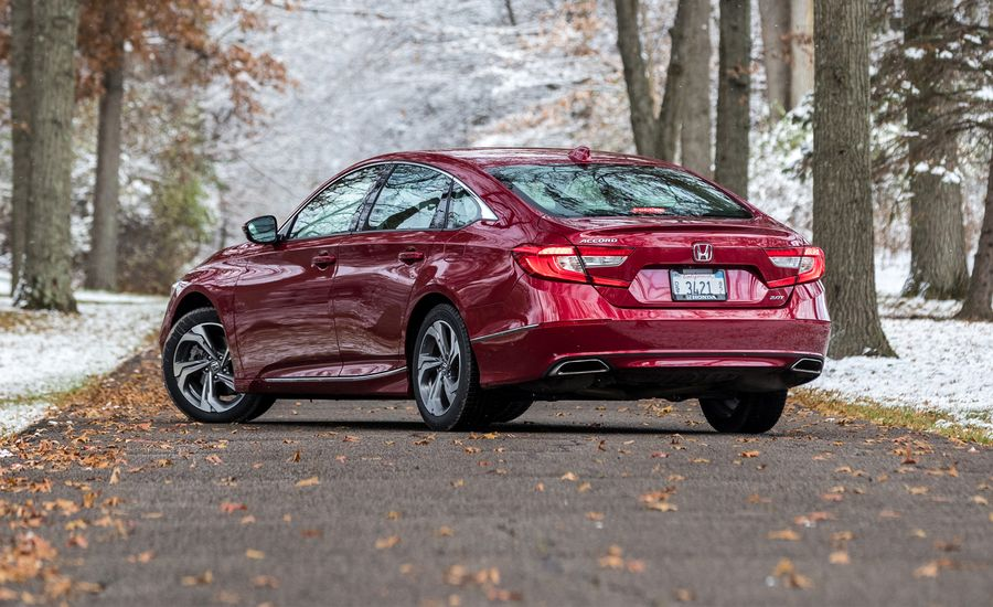 Our Long-Term 2018 Honda Accord Is Reliable and Reliably Excellent