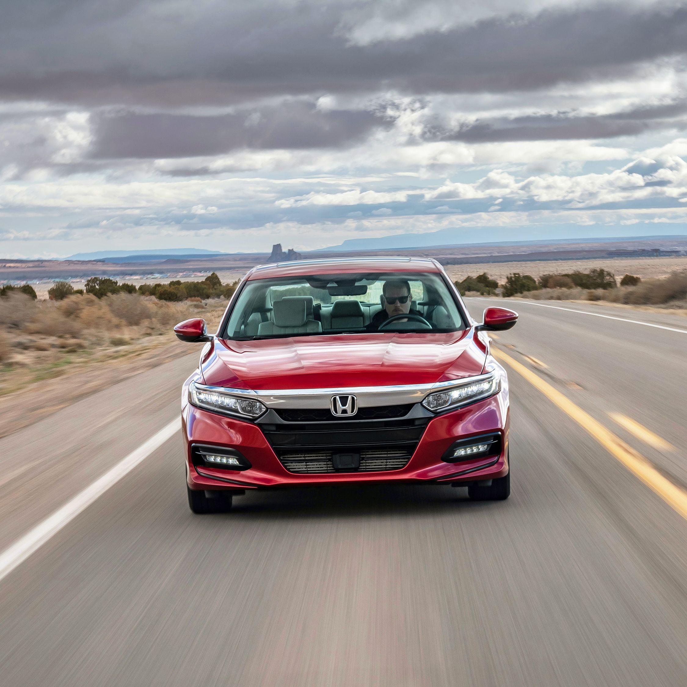 2019 Honda Accord Reviews Price Photos And Specs Car Driver