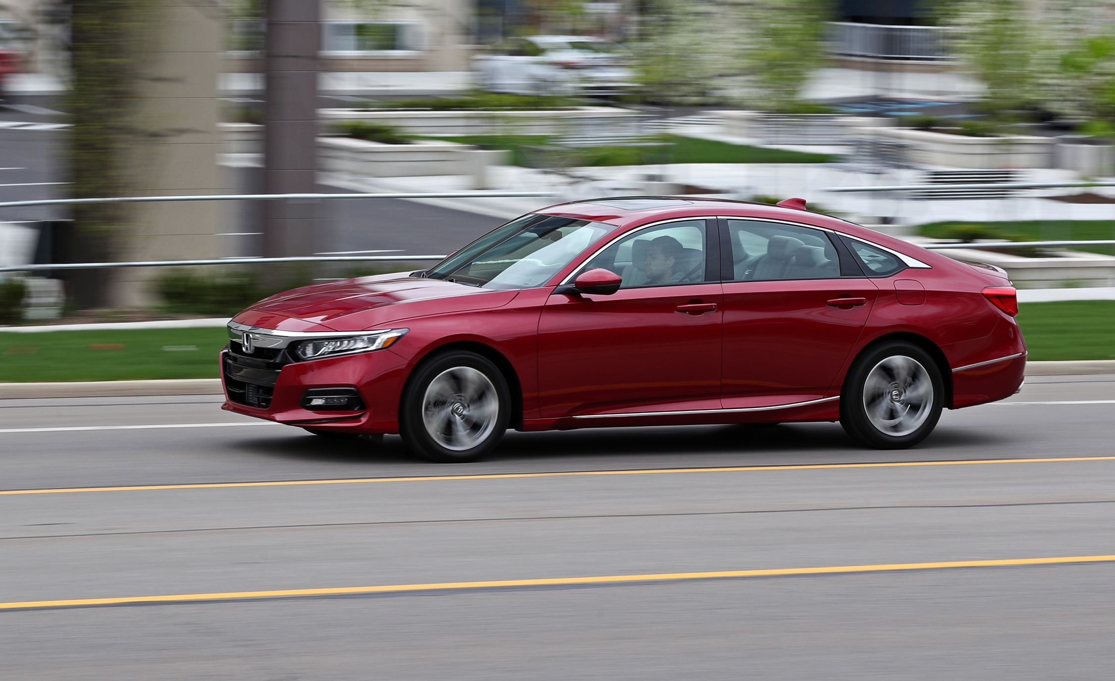2018 Honda Accord Long Term Test Our Favorite Mid Size Sedan Signs