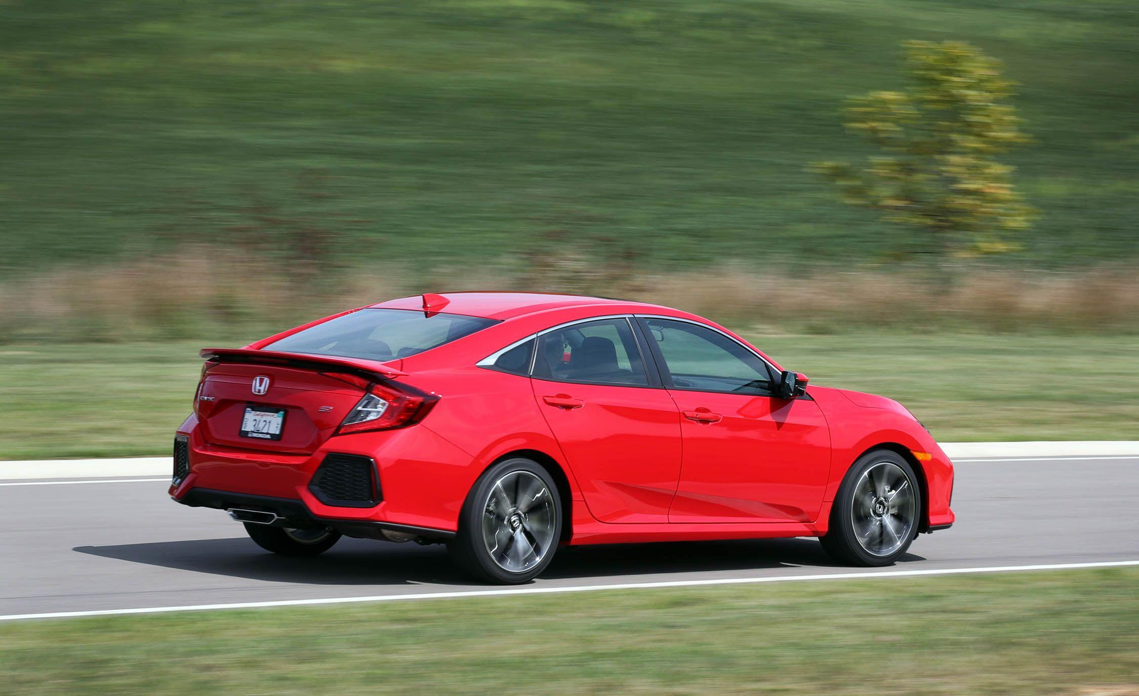 Honda Civic Si Reviews