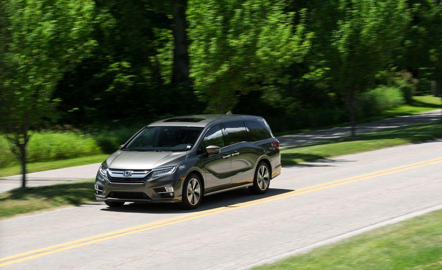 2018 Honda Odyssey - Slide 1