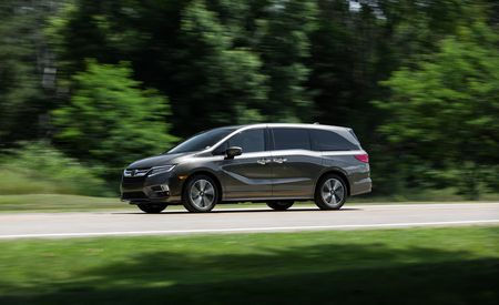 2018 Honda Odyssey – Long-Term Road Test Update - Gallery