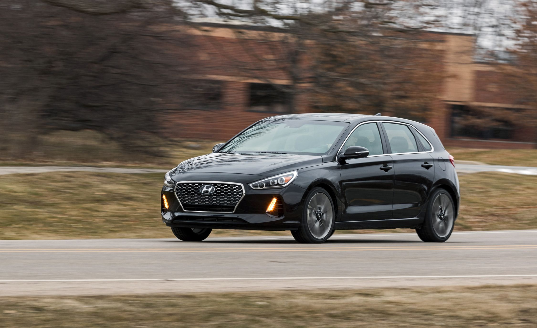 2019 Hyundai Elantra GT Sport Reviews