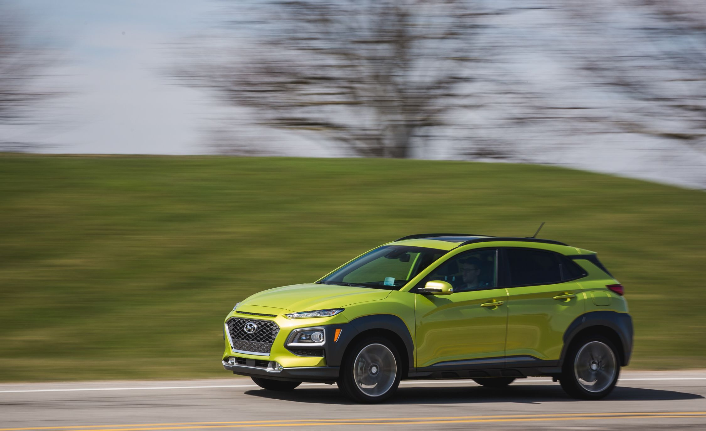 The 2018 Hyundai Kona Turbo Punches Hard For Its Cl