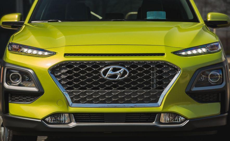 2018 Hyundai Kona AWD - Slide 17