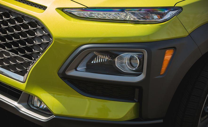 2018 Hyundai Kona AWD - Slide 19