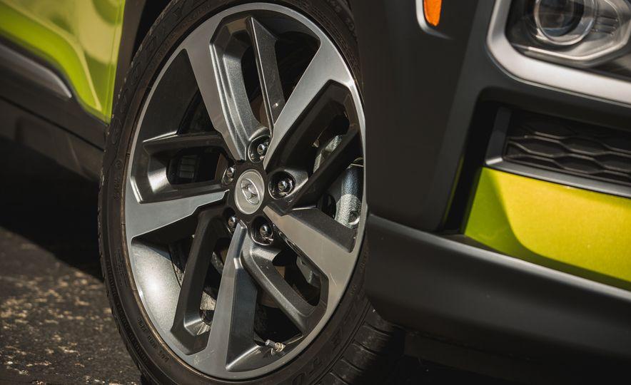2018 Hyundai Kona AWD - Slide 22