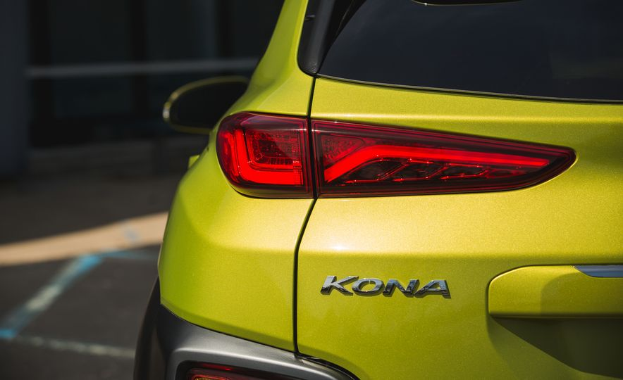 2018 Hyundai Kona AWD - Slide 25