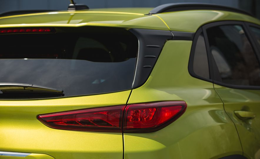 2018 Hyundai Kona AWD - Slide 27