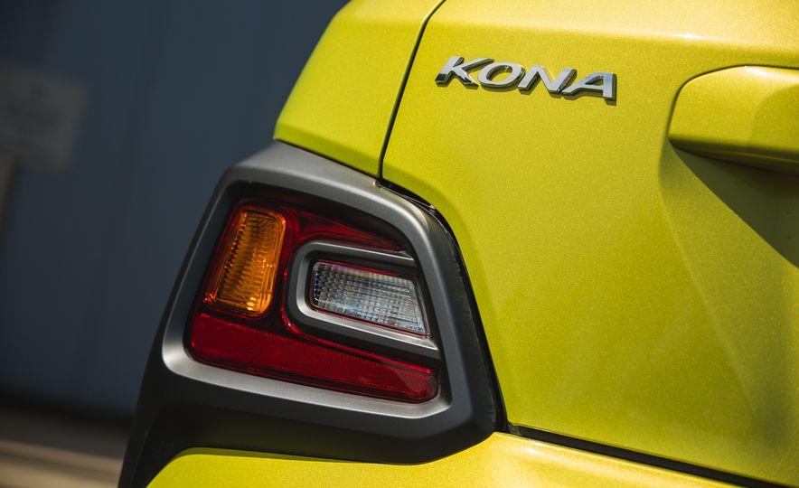 2018 Hyundai Kona AWD - Slide 28