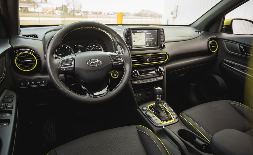 2018 Hyundai Kona AWD - Slide 29