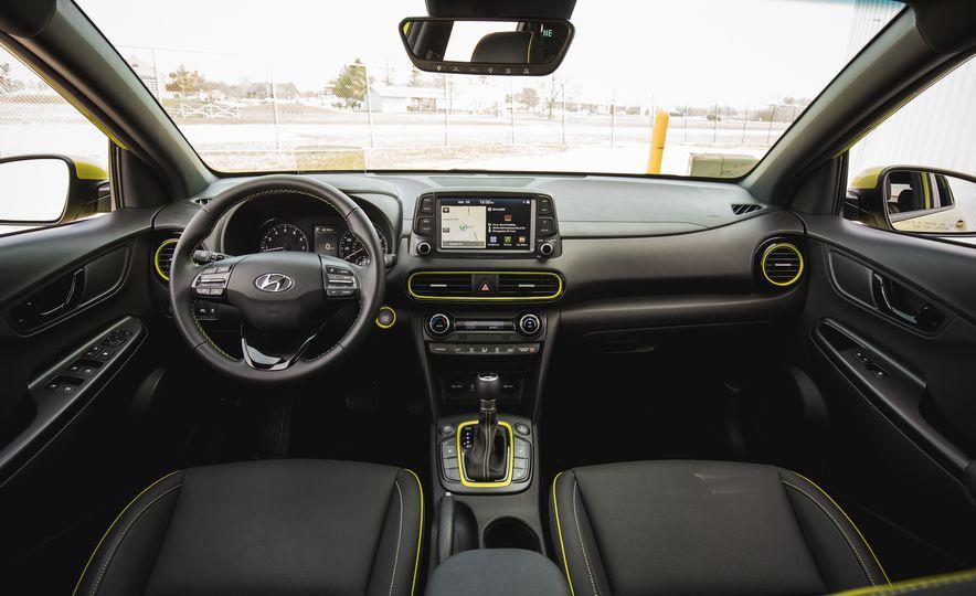 2018 Hyundai Kona AWD - Slide 30
