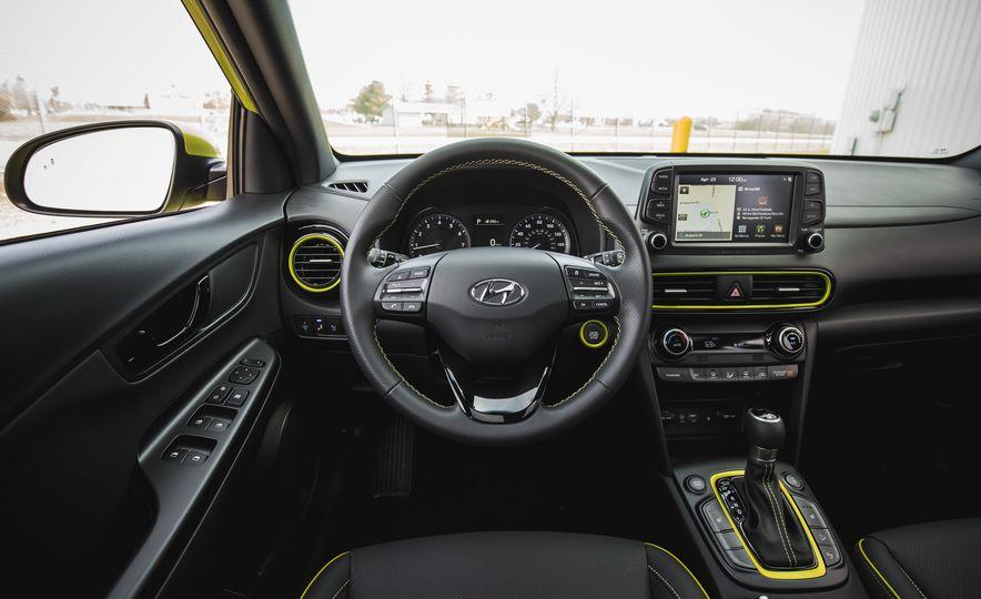 2018 Hyundai Kona AWD - Slide 31