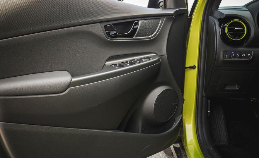 2018 Hyundai Kona AWD - Slide 33