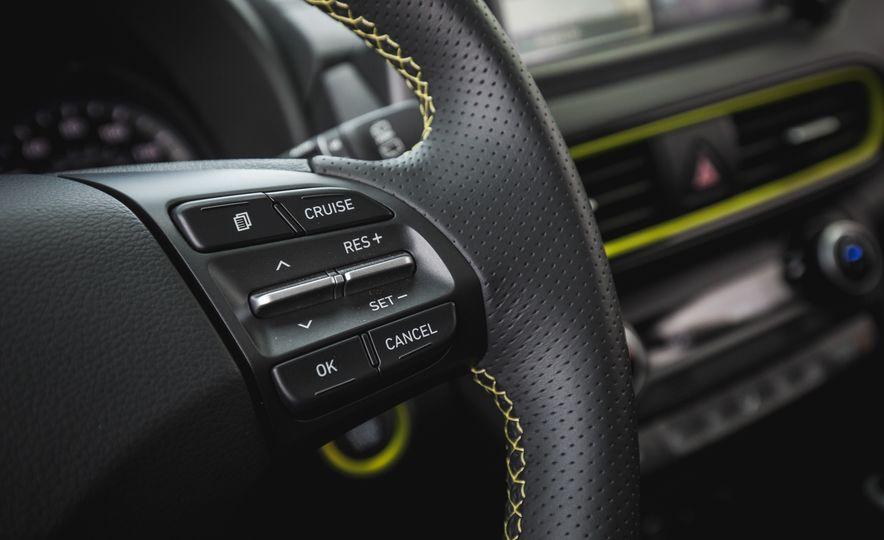 2018 Hyundai Kona AWD - Slide 39