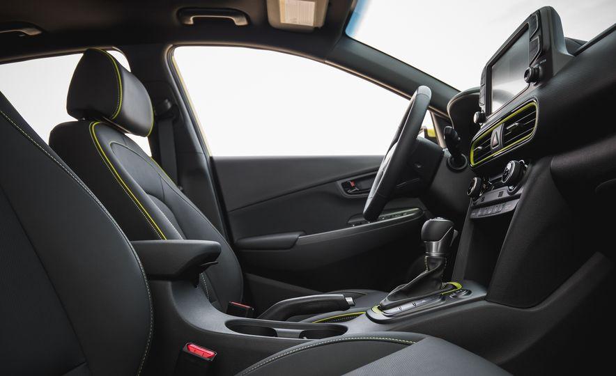 2018 Hyundai Kona AWD - Slide 54