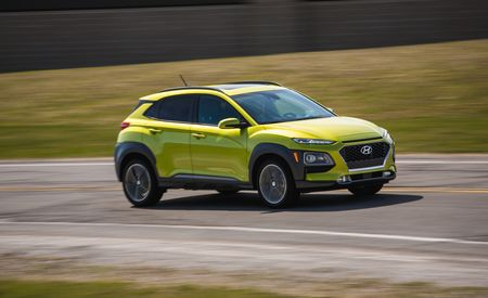2018 Hyundai Kona 1.6L Turbo AWD