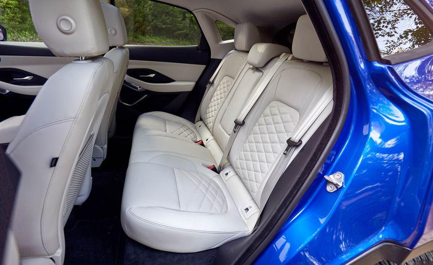 2019 Volvo XC40 T5 AWD, 2018 BMW X2 xDrive28i, and 2018 Jaguar E-Pace P250 AWD - Slide 13