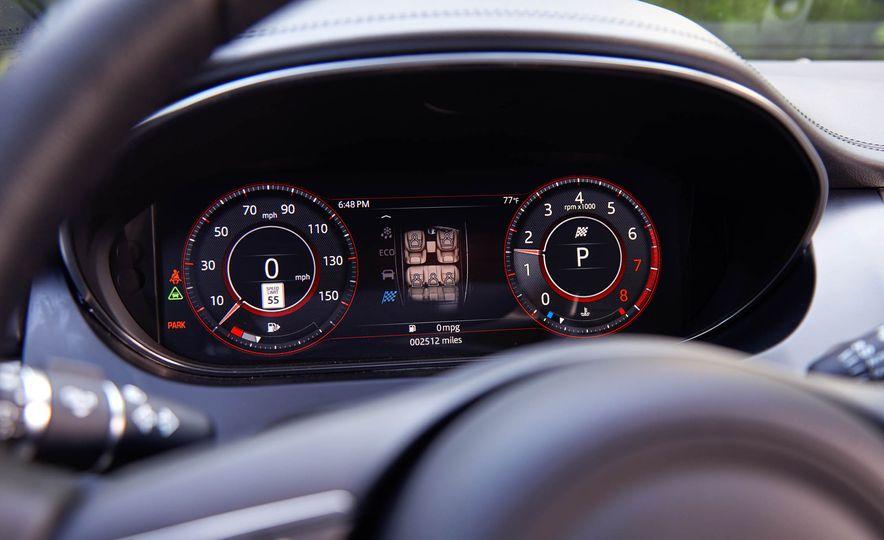 2019 Volvo XC40 T5 AWD, 2018 BMW X2 xDrive28i, and 2018 Jaguar E-Pace P250 AWD - Slide 14