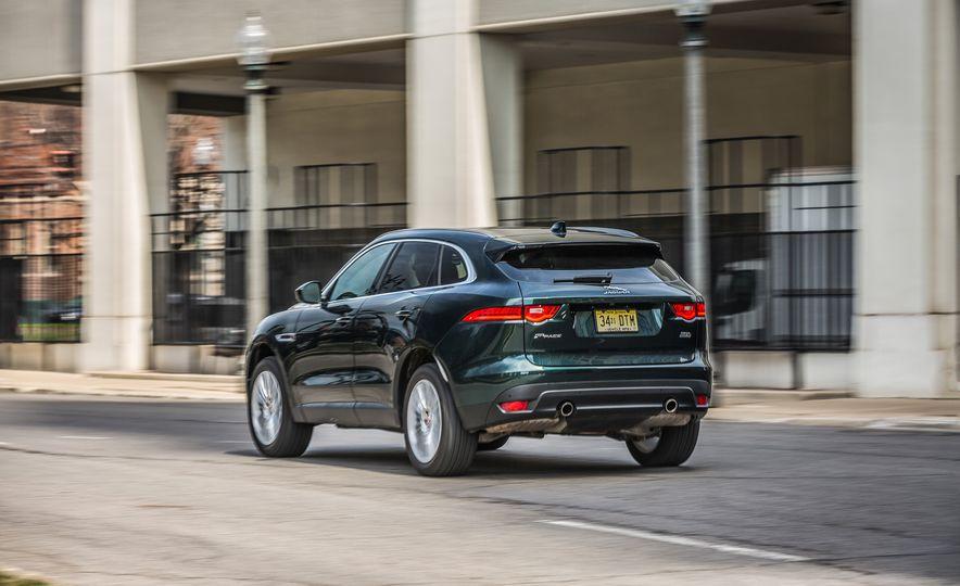 2018 Jaguar F-Pace 30t and 2018 Land Rover Range Rover Velar P250 - Slide 6
