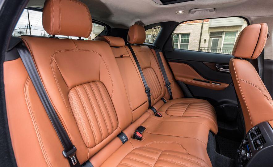 2018 Jaguar F-Pace 30t and 2018 Land Rover Range Rover Velar P250 - Slide 12