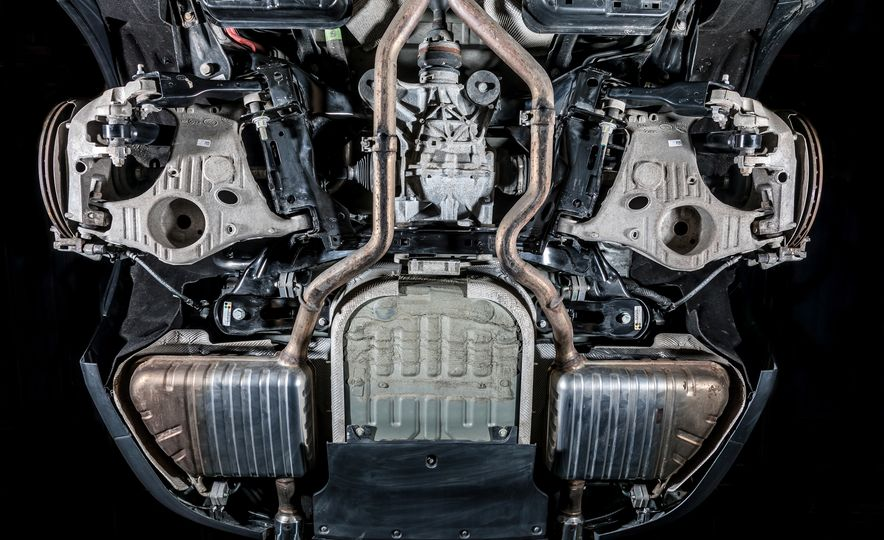 2018 Jaguar F-Pace 30t and 2018 Land Rover Range Rover Velar P250 - Slide 16
