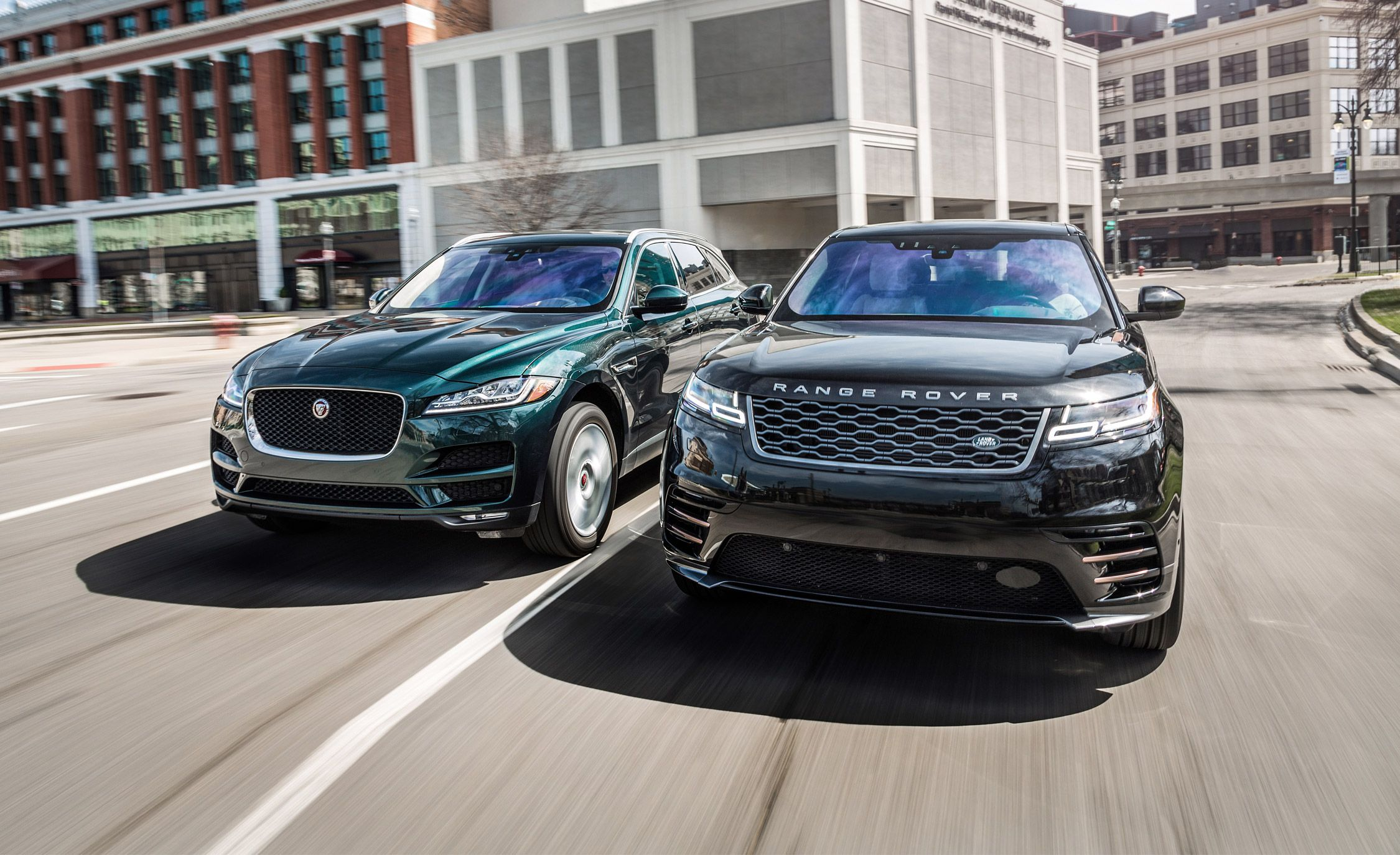 2018 Land Rover Range Rover Velar Long Term Test Review Car And