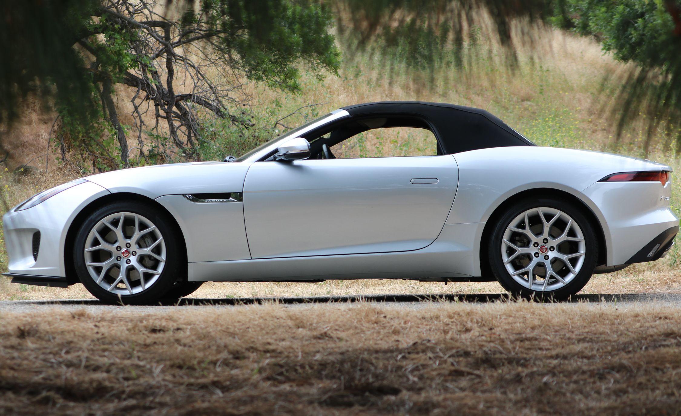 2020 Jaguar F Type Reviews Price Photos And Specs Car Driver
