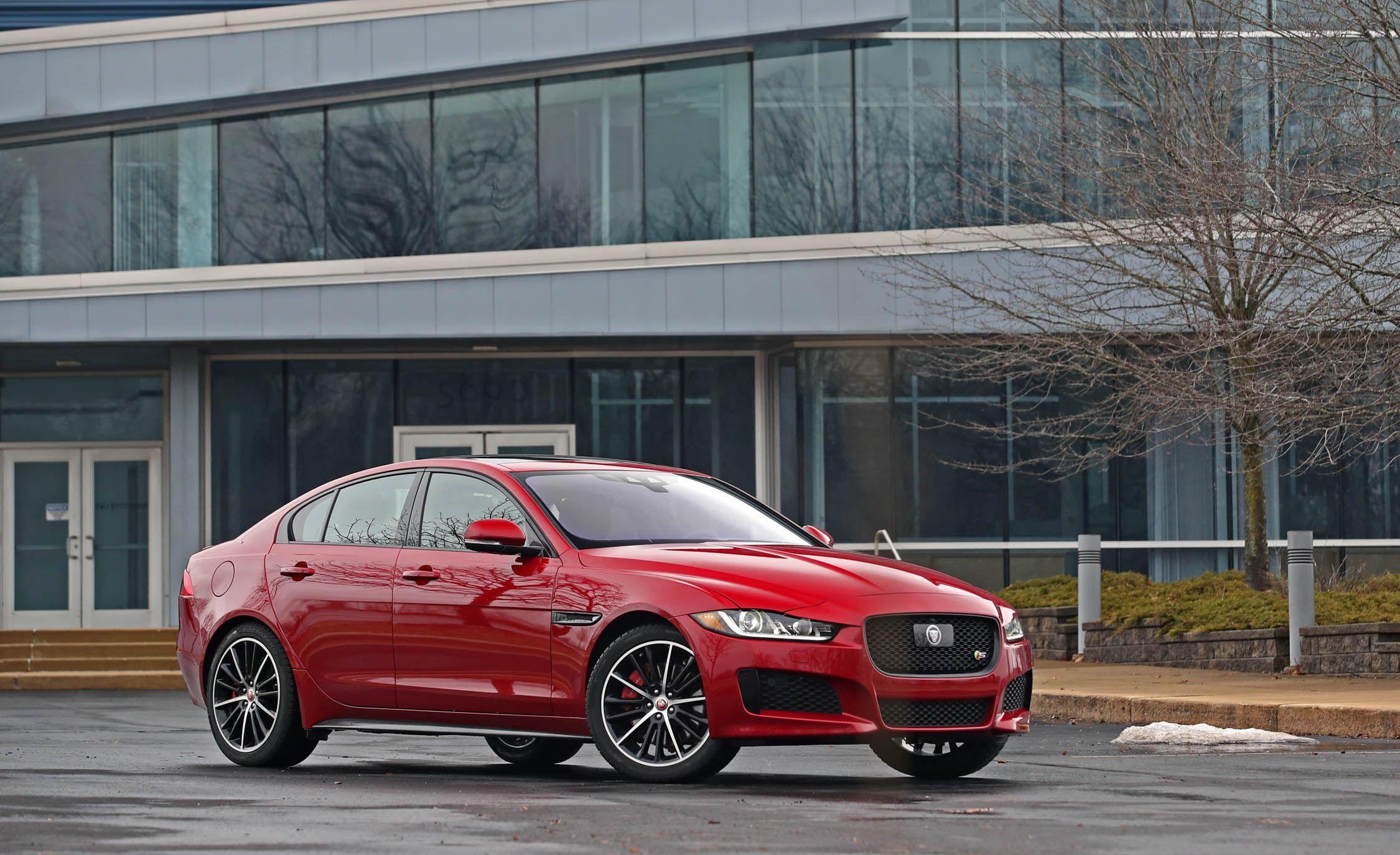 Jaguar xe interior dimensions