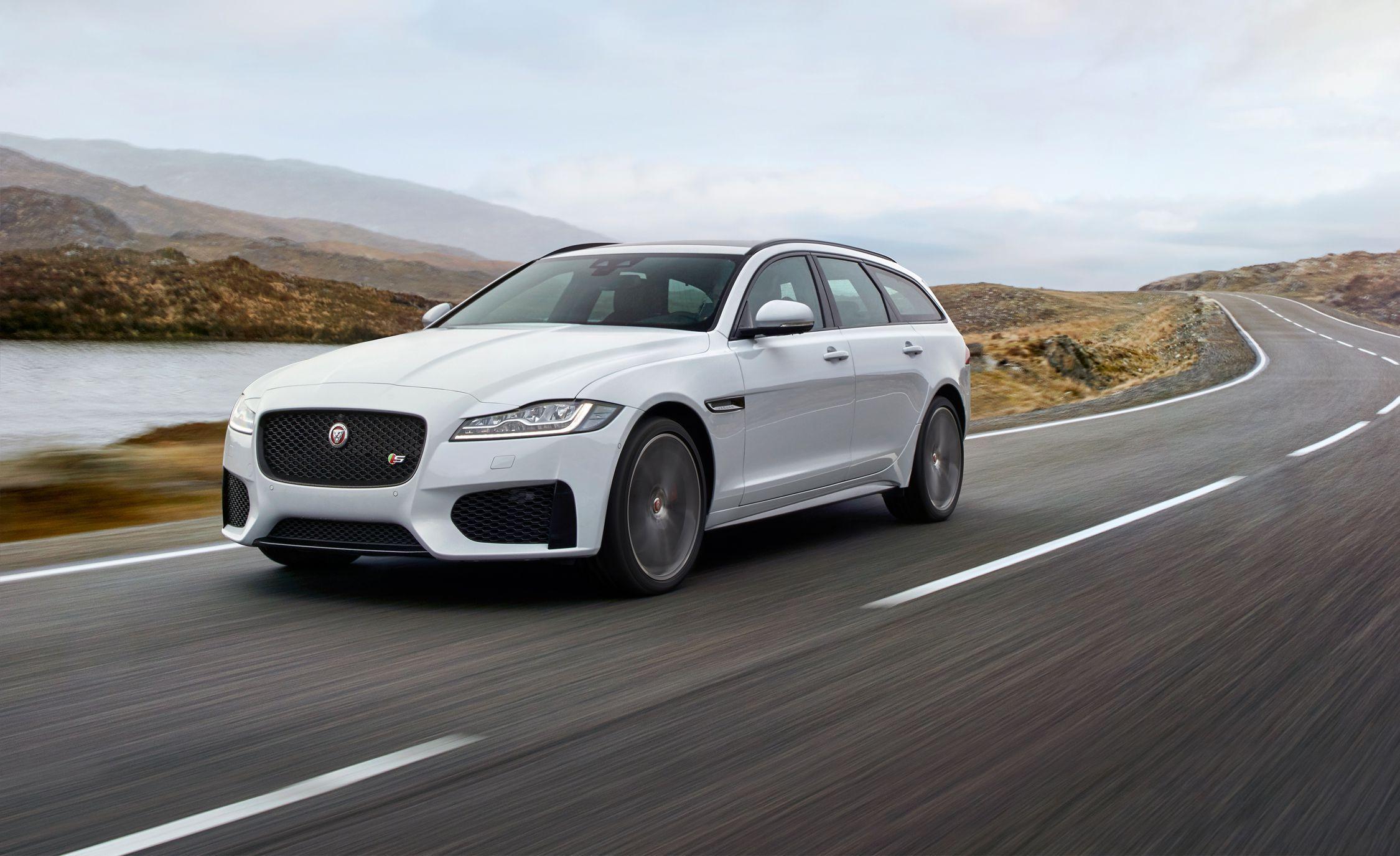 New G Wagon 2017 >> 2018 Jaguar XF Sportbrake Photos and Info| News | Car and Driver