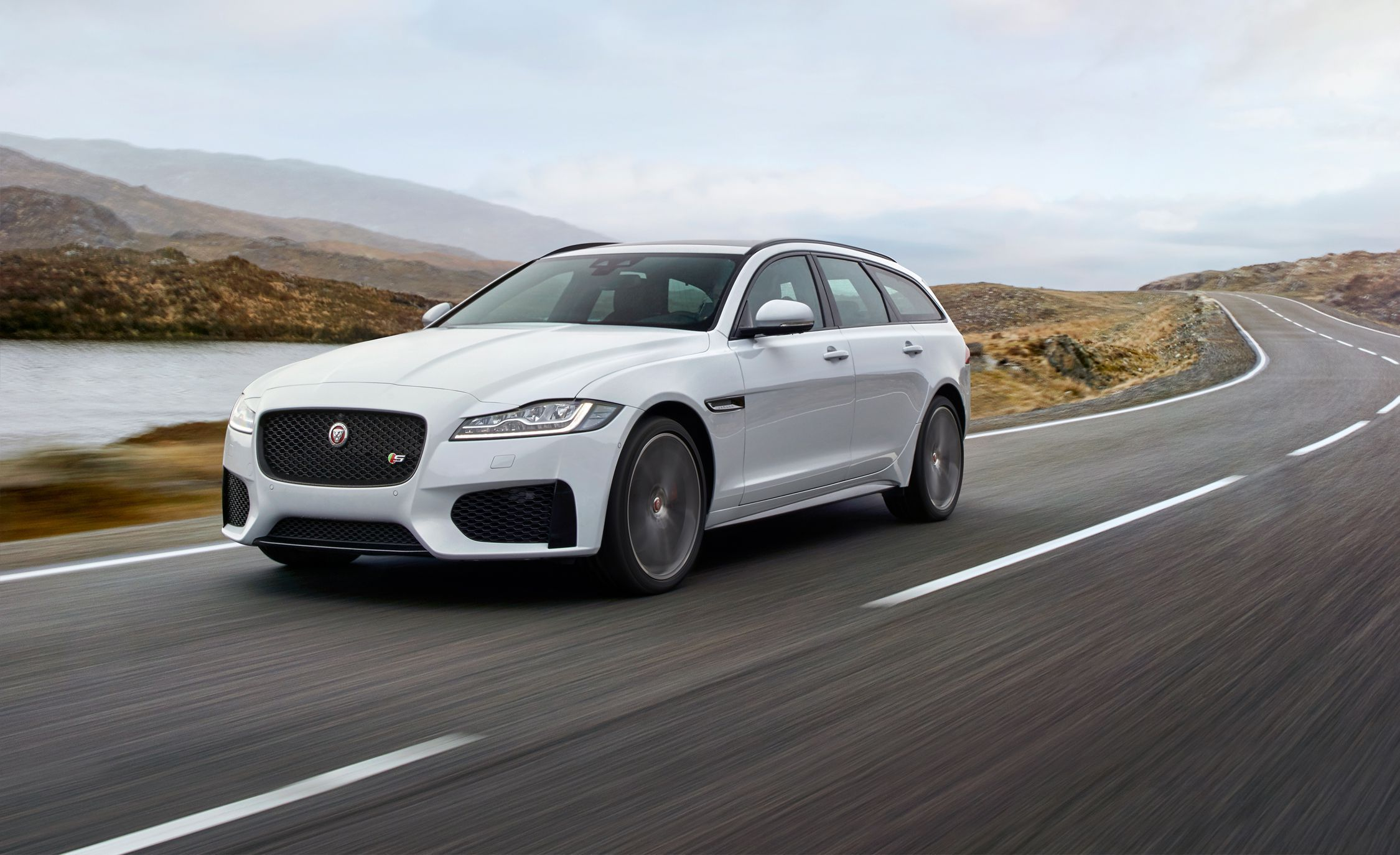 Wonderful 2018 Jaguar XF Sportbrake: A Slinky Wagon Headed For The States